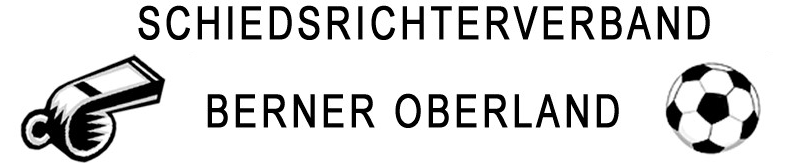 Schiedsrichterverband Berner Oberland